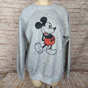 Vintage Disney Casuals Mickey Mouse Sweatshirt